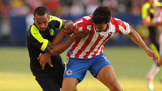 Highlights Chivas 1-3 Arsenal hinh anh