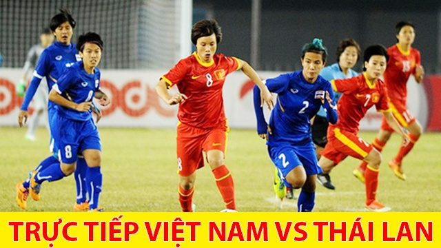 Video truc tiep chung ket bong da nu: Viet Nam vs Thai Lan hinh anh