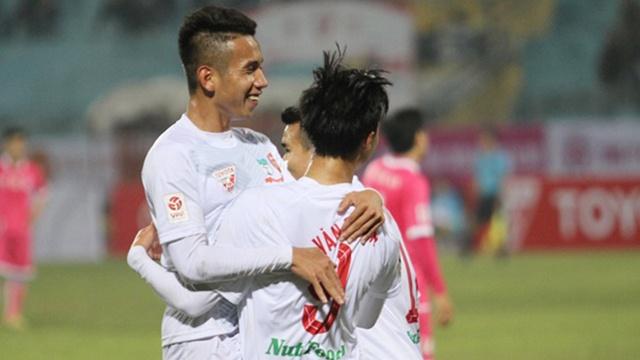 Highlights Hoang Anh Gia Lai 3-1 Thanh Hoa hinh anh