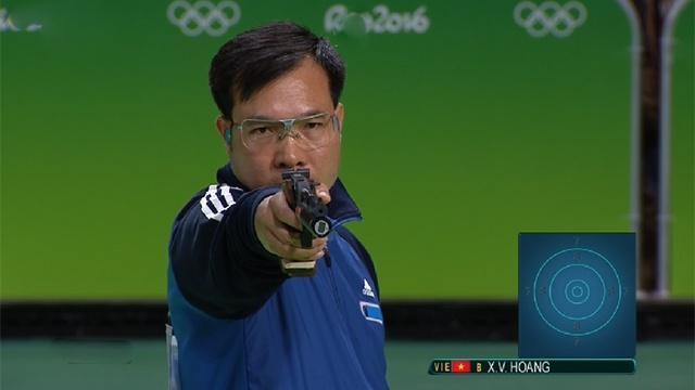 Phat ban dua Hoang Xuan Vinh gianh HCV Olympic hinh anh