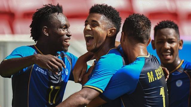 U23 Argentina bi loai sau tran hoa 1-1 voi Honduras hinh anh