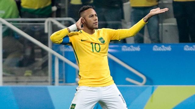 Pha sut phat dep mat cua Neymar hinh anh