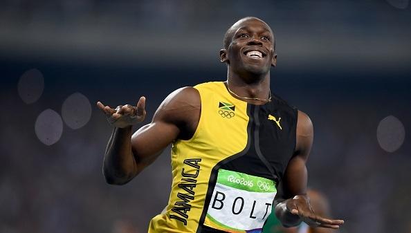 Usain Bolt gianh HCV 100 m Olympic Rio 2016 hinh anh