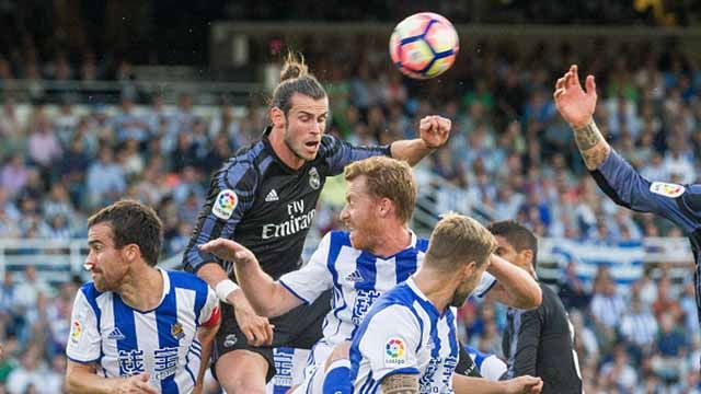 Highlights Real Sociedad 0-3 Real Madrid hinh anh