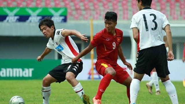 Video truc tiep U19 Viet Nam vs U18 Consadole hinh anh
