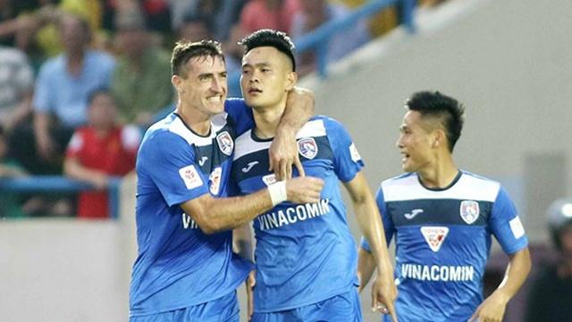 Highlights Than Quang Ninh 3-1 Hoang Anh Gia Lai hinh anh