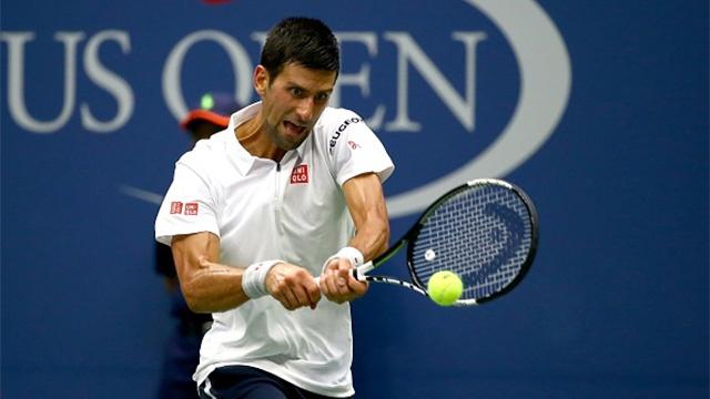 Highlights Novak Djokovic 3-1 Gael Monfils hinh anh
