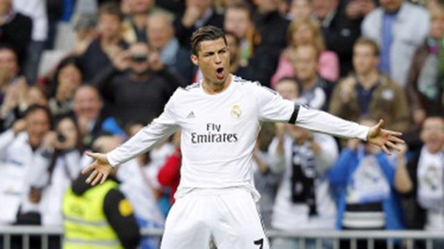 Man trinh dien an tuong cua Ronaldo truoc Osasuna hinh anh