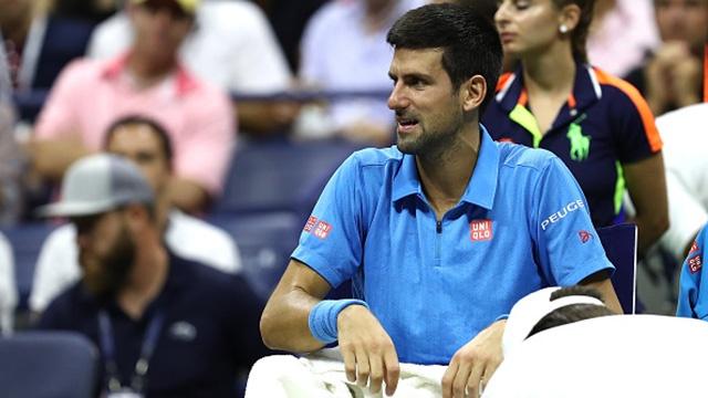 Djokovic gap chan thuong o chung ket US Open hinh anh