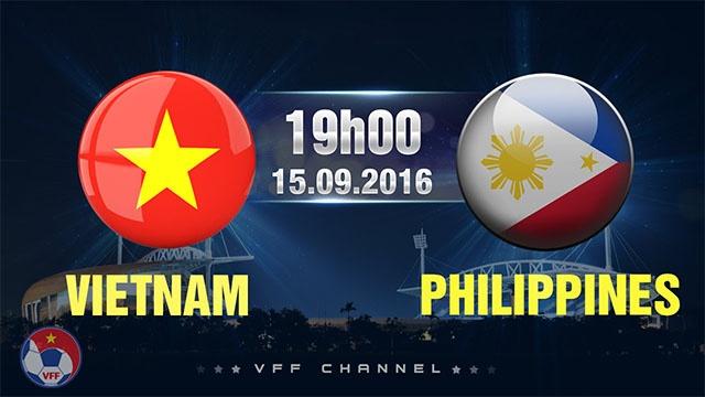 Video truc tiep U19 Viet Nam vs U19 Philippines hinh anh