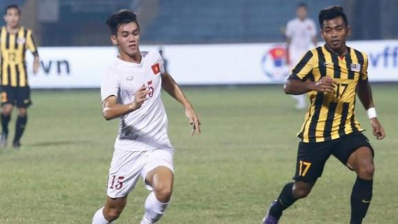 Highlights U19 Viet Nam 3-1 U19 Malaysia hinh anh