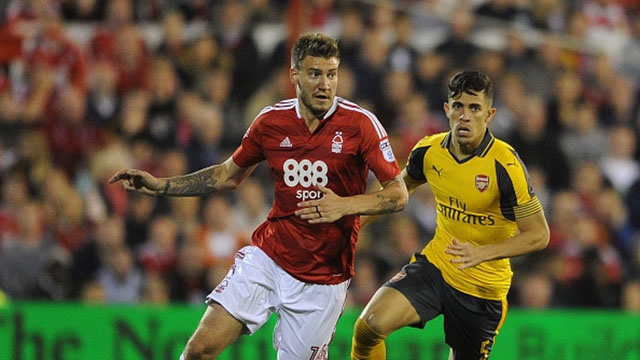 Highlights Nottingham Forest 0-4 Arsenal hinh anh