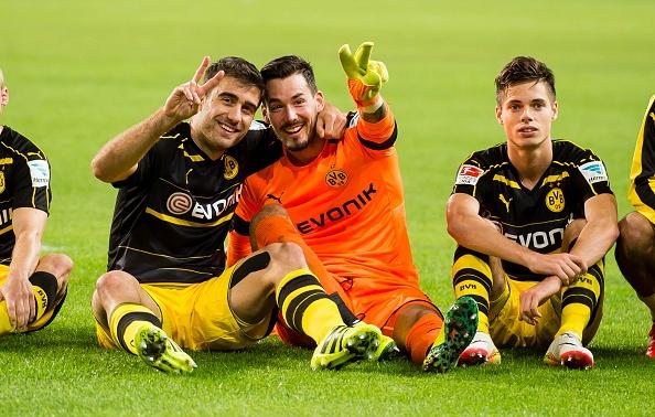 Highlights VfL Wolfsburg 1-5 Dortmund hinh anh