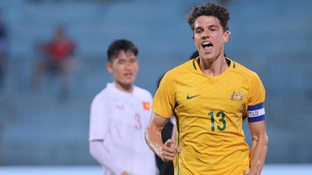 Highlights U19 Viet Nam 2-5 U19 Australia hinh anh