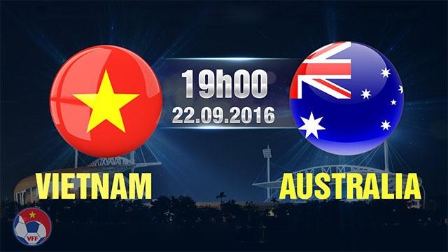 Video truc tiep U19 Viet Nam vs U19 Australia hinh anh