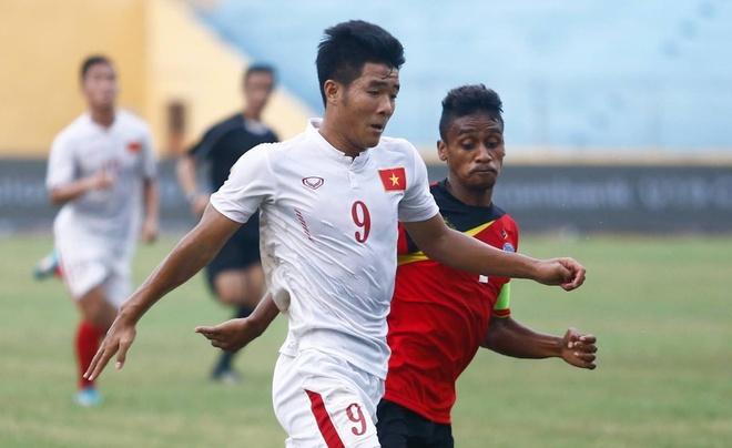 Highlights U19 Viet Nam 4-0 U19 Timor Leste hinh anh