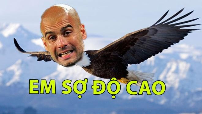 Anh che Guardiola mac chung so do cao o Ngoai hang Anh hinh anh