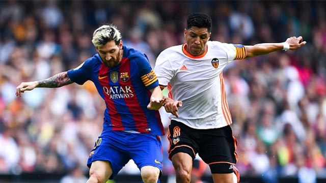 Highlights Valencia 2-3 Barcelona hinh anh