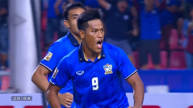 Highlights Thai Lan 2-0 Indonesia hinh anh