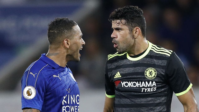 Leicester City vs Chelsea: Hiem dia King Power hinh anh