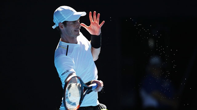Highlights Andy Murray 3-0 Illya Marchenko hinh anh