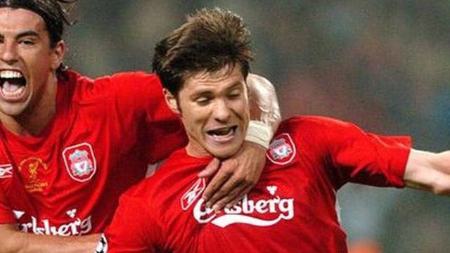 10 ban thang dang nho cua Xabi Alonso o Liverpool hinh anh