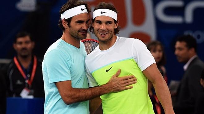 5 tran dau kinh dien giua Nadal va Federer hinh anh