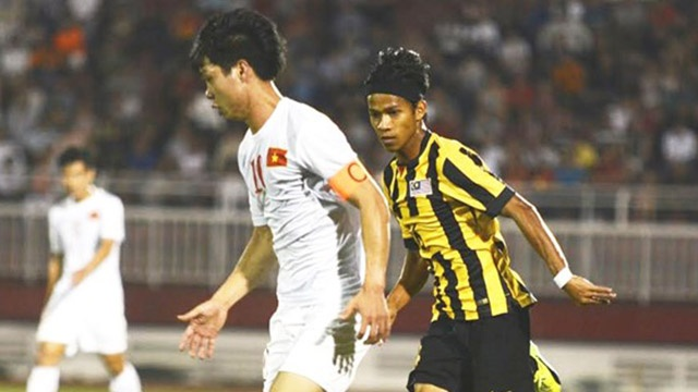 Highlights U23 Viet Nam 3-0 U23 Malaysia hinh anh