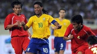 Highlights DT Viet Nam 0-2 Olympic Brazil hinh anh