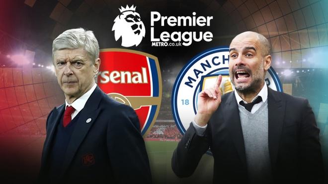 Arsenal vs Man City: Phao thu chiem uu the hinh anh