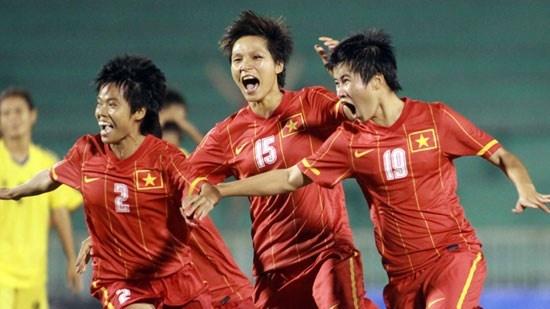 Highlights tuyen nu Viet Nam 11-0 Syria hinh anh