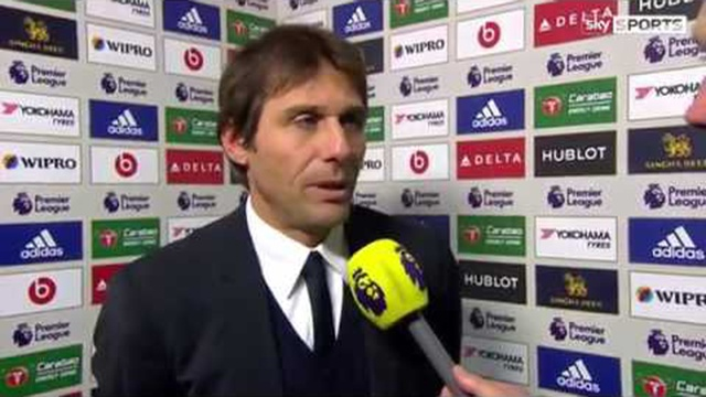Conte: 'Chelsea chua the nghi den ngoi vo dich' hinh anh
