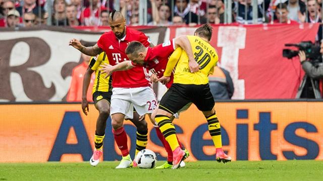 Highlights Bayern Munich 4-1 Dortmund hinh anh