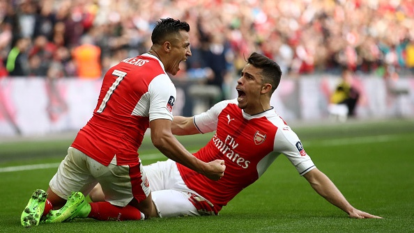 Highlights Arsenal 2-1 Man City hinh anh
