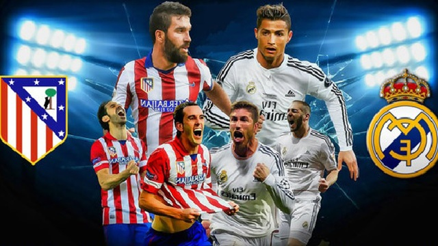 Real Madrid vs Atletico Madrid: Co the ban chua biet hinh anh