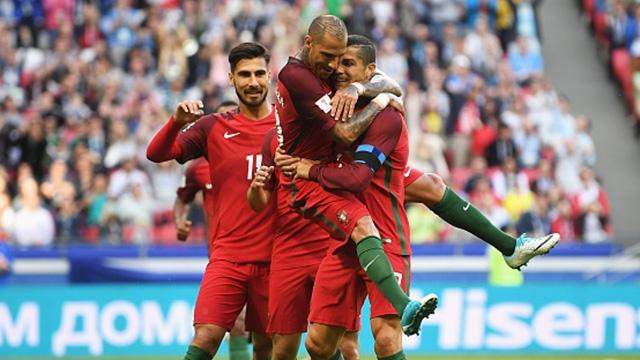 Quaresma ghi ban sau duong kien tao cua Ronaldo hinh anh