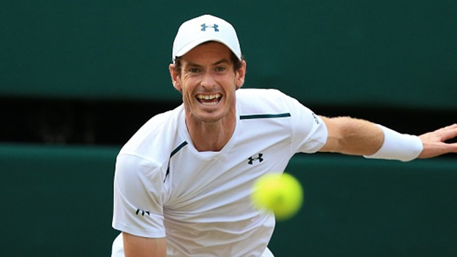 Highlights Andy Murray 3-1 Fabio Fognini hinh anh