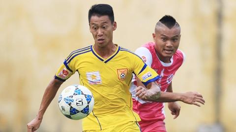 Video CLB Nam Dinh danh bai CLB Viettel 1-0 hinh anh