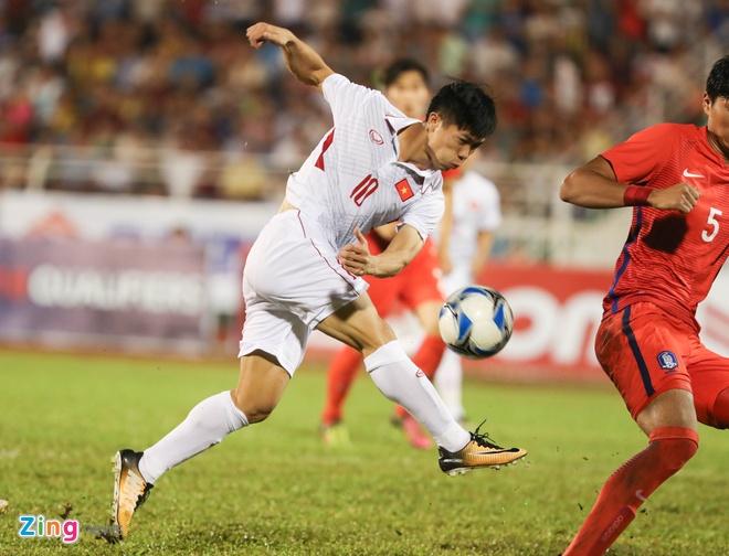 Cho Xuan Truong, Tuan Anh the hien truoc sao K.League hinh anh 3