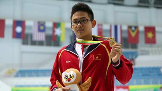 Lam Quang Nhat pha sau ky luc SEA Games 28 hinh anh
