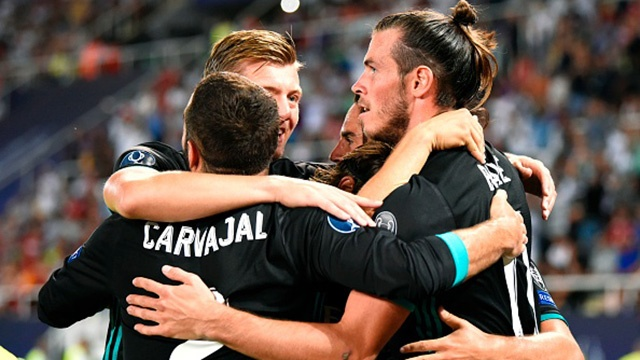 Highlights Real Madrid 2-1 Manchester United hinh anh