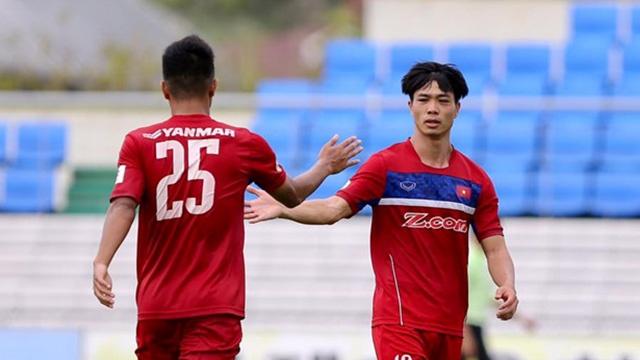 Highlights U22 Viet Nam 6-1 Busan FC hinh anh