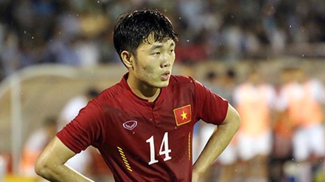 Xuan Truong tra loi phong van sau chien thang 6-1 truoc Busan FC hinh anh