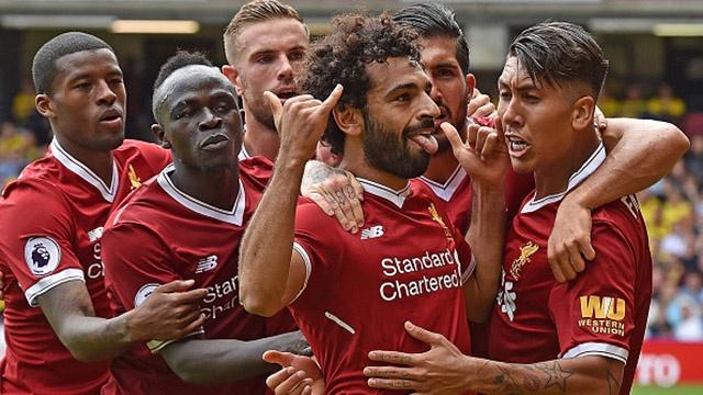 Nhung thong ke thu vi sau tran Watford vs Liverpool hinh anh
