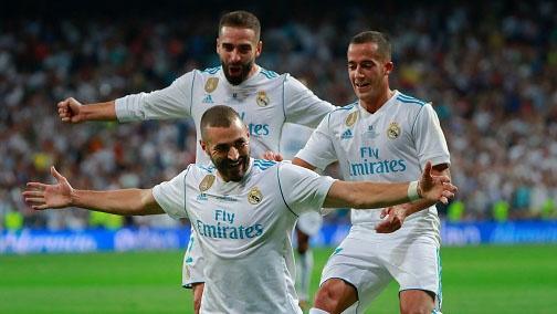 Highlights Real Madrid 2-0 Barcelona hinh anh