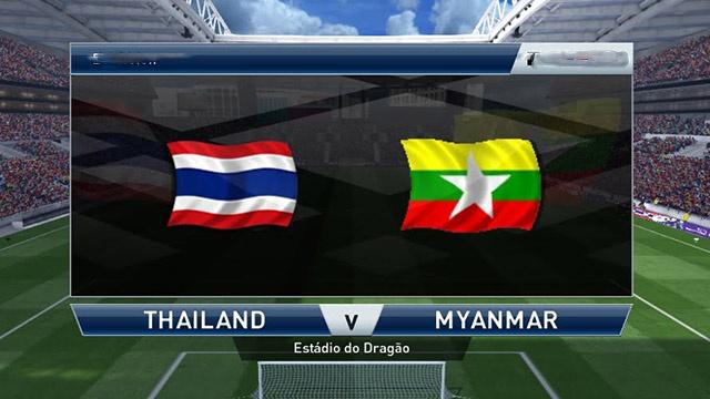 Truc tiep bong da SEA Games 29: U22 Myanmar vs U22 Thai Lan hinh anh