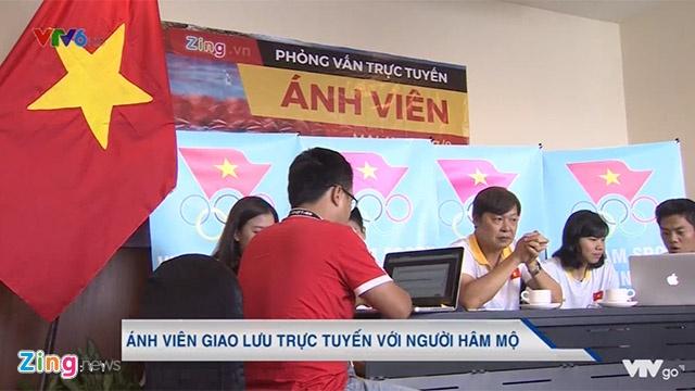 VTV: 'Zing.vn no luc dua nguoi ham mo den gan VDV' hinh anh