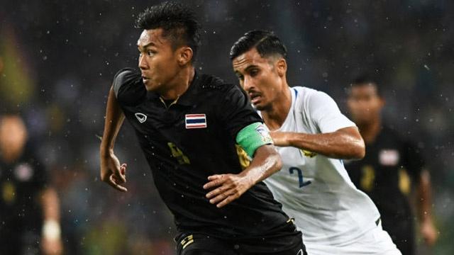 Highlights U22 Malaysia 0-1 U22 Thai Lan hinh anh