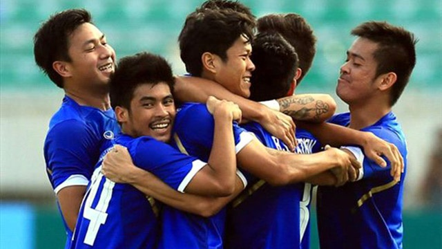 Video truc tiep bong da SEA Games 29: U22 Malaysia vs U22 Thai Lan hinh anh