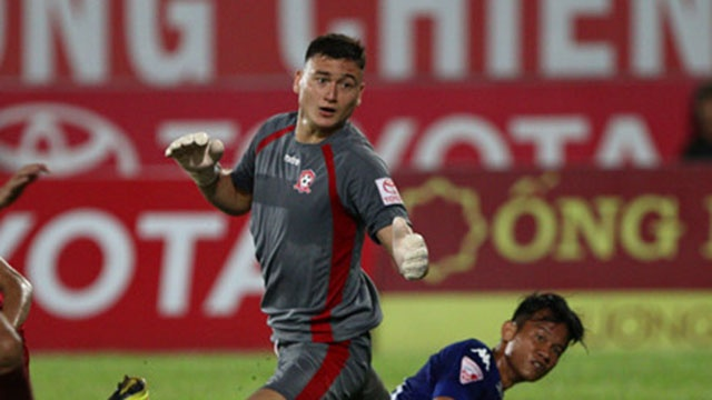 Highlights CLB Hai Phong that bai 0-2 truoc Binh Duong hinh anh